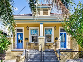 This is it! 1 mile to French Quarter! 3BR Big Bayou Home in Historic District!