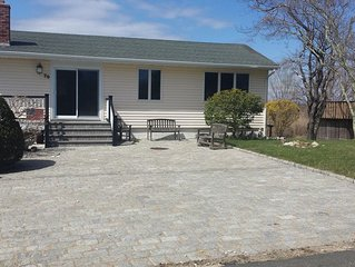 DITCH PLAINS 4 BEDROOM HOME/CENTRAL AIR CONDITIONING