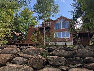 NEW! Luxury Home on Windham Mountain! Walk to Slopes