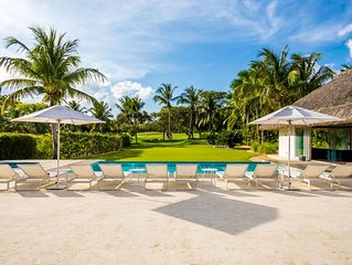 Casa de Campo's Premier Tropical Modern Villa, Walking Distance to the Beach!