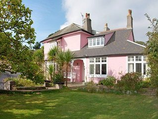 Rosemount Family-friendly Cottage And Garden In Sailing And Fishing Village