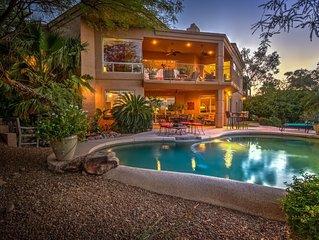 Luxury 5 bedroom Home in Fountain Hills AZ