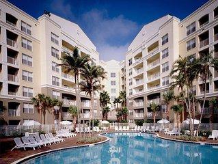 Enjoy Family Friendly Resort Style Accommodations Right Next to Disney World!
