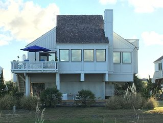 OCEANFRONT - FULLY RENOVATED - BHI CLUB INCLUDED!