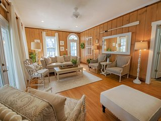 Family Beach Retreat, Loaded w/Charm &  Character-2 Blocks to  Beach Just Listed