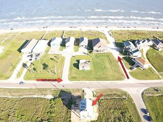 3BR, SURFSIDE HOME WITH STUNNING OCEAN & BAY VIEWS! STEPS AWAY FROM BEACH