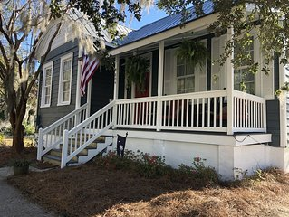 Recently Renovated Historic Cottage Located in Beaufort