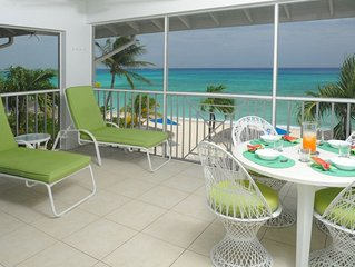 Sensational Beachfront View, 41 Discovery Point Club, Seasonal Special Offers.