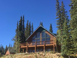 CO Mountain Get-Away with Stunning Views, 35 minutes to Breckenridge