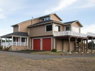 Spacious home,  huge deck, gourmet kitchen, private garden-This home has it all!