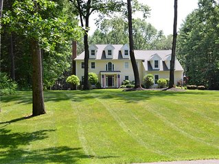Great house only 3 miles to track in a gorgeous neighborhood!