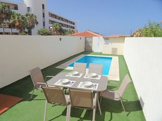 FABULOUS DUPLEX C7 WITH PRIVATE POOL AND CAR INCLUDED !!!