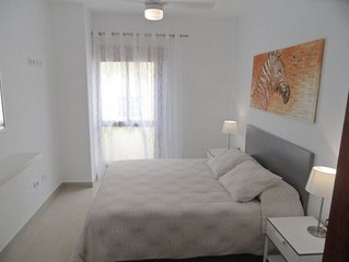 City Center Apartment In Playa San Juan with Car Included !!