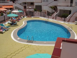 Los Cristianos, Sunny Private One Bedroom Apartment