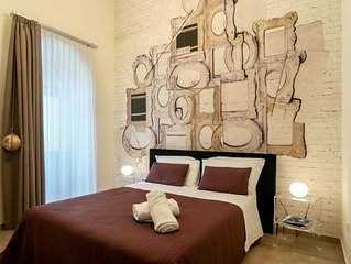 Artistic Charming House - Vicino alla Reggia di Caserta - Superior Double Room