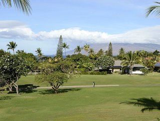 Impressive 2 Bdrm+2 Ba Paradise Condominium at Wailea Grand Champion Villas