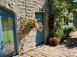 The Cowshed. 2 Bedroom Holiday Home in Lofthouse,  Nidderdale, North Yorkshire