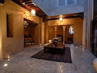 Whole Riad Rental | Sophisticated and elegant Riad in the Medina of Marrakech