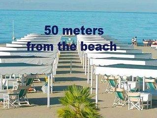 APARTAMENT  LUCIA 1 SUMMER SEA  50 MT FROM BEACH