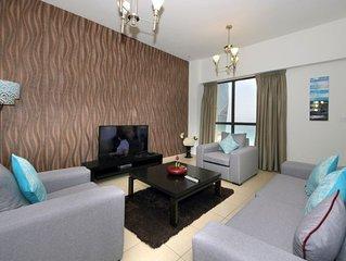 Jumeirah Beach 3 Bedrooms Apartment