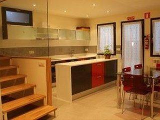 Casa rural (alquiler íntegro) La Escuadra para 10 personas, vacation rental in Antiguedad