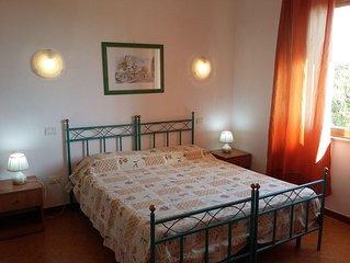 Appartamento climatizzato a 100 metri dal mare incontaminato di Capo Passero