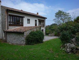 Casa de campo en La Pereda (Llanes)