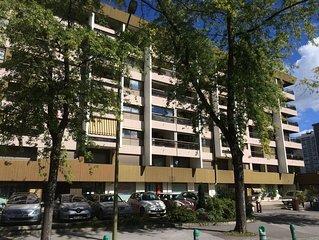 Magnifique 2 pieces ,  centre Annecy ,situé dans le triangle d'or .