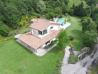Villa Oasi Verde, with private pool