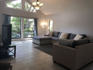 Walk to IMG. 15 min drive to Beach. 3.5K sq ft Pool Home. Sleeps 12.