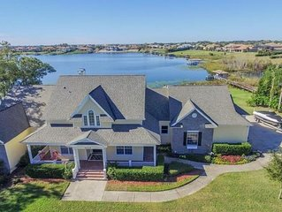 Beautiful villa close to Disney situated in Orlando's finest suburb