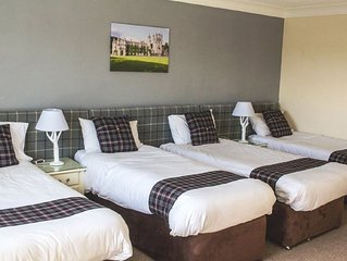 9 bedroom Feughside House, Royal Deeside,  Banchory Aberdeenshire