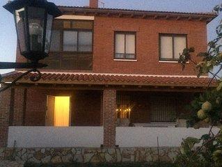 Fantástica casa rural Alaejos ( Valladolid )