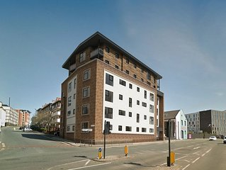 3 Bedroom Quayside Apartment