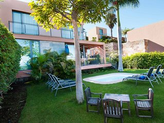 Villa con piscina privada Salobre Villas Lagos II