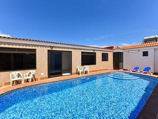Casa La Marina Playa del Hombre NR with pool