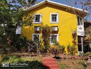 Leela's Cottage has been renovated recently.  The home is serene n peaceful.