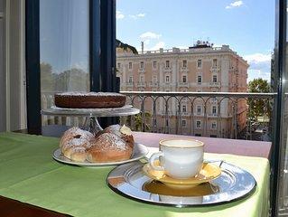 La Maison du Paradis: Incantevole appartamento nel cuore di Salerno
