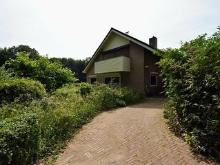 Beautiful, spacious and luxurious holiday home in the middle of nature, near an
