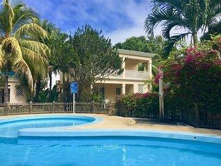 � Maison Bord de mer & Piscine - Flic en Flac (B) / Beachfront House with Pool