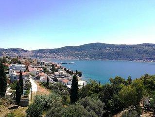 Aiolos luxury condo, Samos, Greece