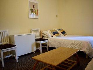 1 Bedroom Central Dublin Flat
