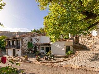 Casa rural con encanto en San Mateo