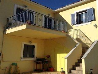 Captain's Retreat Apartment - A peaceful location close to Agia Effimia,