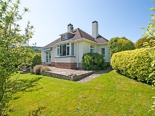 Tay Craig, superb detached bungalow with parking and garden in Sidmouth, Devon