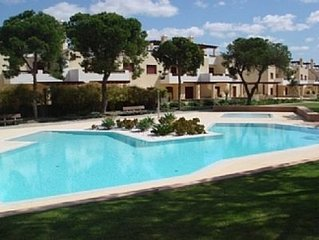 Superb Town House on Exclusive Vila Sol Golf Resort