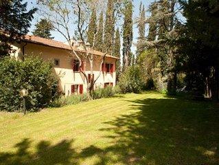 Casale Beatrice situato nella meravigliosa campagna toscana