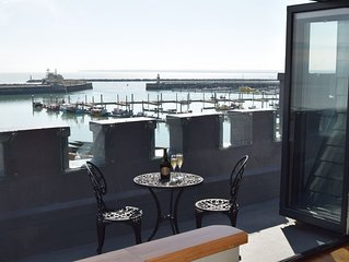 Royal Harbour Penthouse, luxury accommodation in a prized seafront location