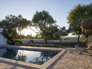 Maison de charme avec piscine  à 5km de Tavira