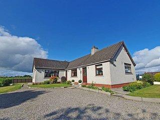 Rural escape for 5 in the Scottish Highlands